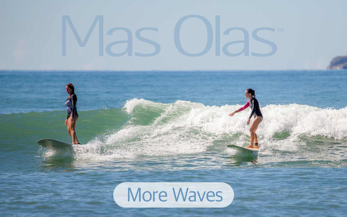 Mas Olas is More Waves