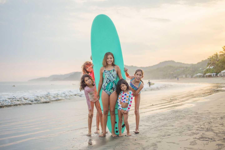 Las Olas Surf Camp