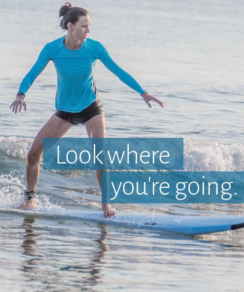 Las Olas Surfing for Women