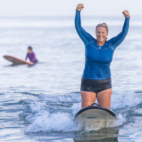 Las Olas Surfing for Women